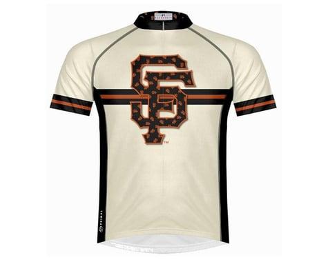 Primal Wear Men's Short Sleeve Jersey (San Francisco Giants) (S)