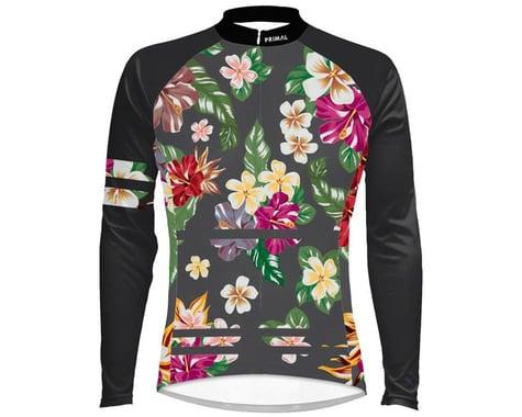 Primal Wear Women's Long Sleeve Jersey (Hawaiian) (S)