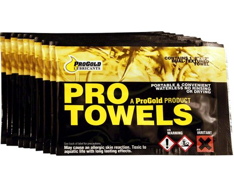 Progold Pro Towels: 10 Pack