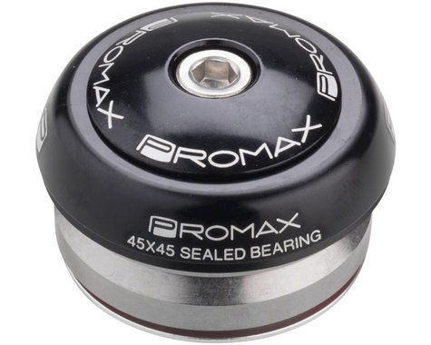 """Promax IG-45 Integrated 1-1/8"""" Headset (Black) (Alloy Sealed) (IS42/28.6) (IS42/30)"""