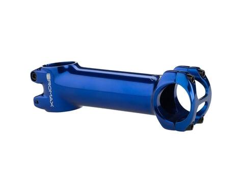 """Promax DA-1 Stem - 120mm, 31.8 Clamp, +/-7, 1 1/8"""", Aluminum, Blue"""