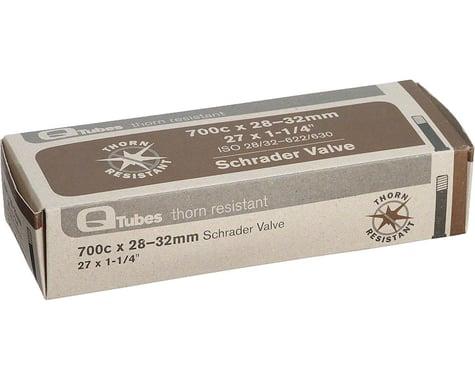 Q-Tubes 700c Thorn Resistant Inner Tube (Schrader) (28 - 32mm)