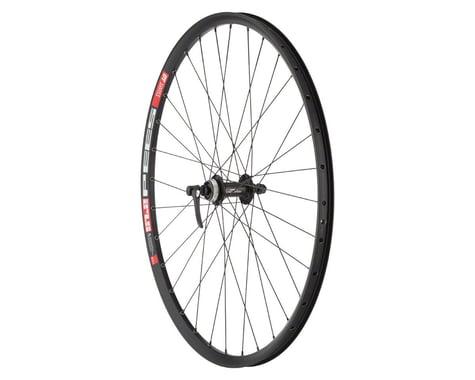 "Quality Wheels Deore M610/DT Swiss 533d Front Disc Wheel (Black) (QR x 100mm) (27.5"" / 584 ISO)"