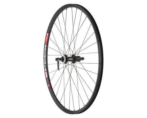 "Quality Wheels Deore M610/DT 533d Rear Disc Wheel (Black) (Shimano/SRAM) (QR x 135mm) (27.5"" / 584 ISO)"