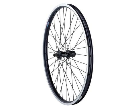 """Quality Wheels Value HD Series Rear Wheel (Black) (Shimano/SRAM) (QR x 135mm) (26"""" / 559 ISO)"""