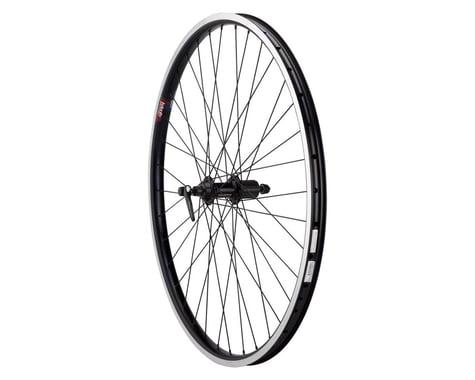 Quality Wheels Value HD Series Rear Wheel (Black) (Shimano/SRAM) (QR x 130mm) (700c / 622 ISO)