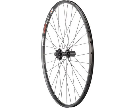 "Quality Wheels Value Double Wall Series Disc Rear Wheel (Black) (Shimano/SRAM) (QR x 135mm) (29"" / 622 ISO)"