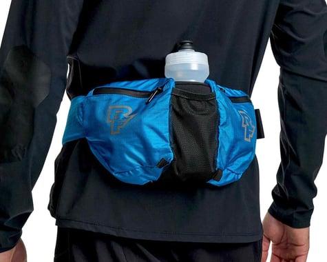 Race Face Stash Quick Rip Hip Pack (Blue) (50oz/1.5L)