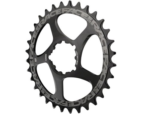 Race Face Narrow Wide GXP Direct Mount Chainring (Black) (3mm Offset (Boost)) (26T)