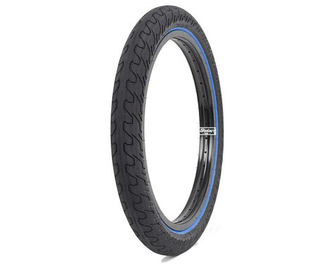 Rant Squad Tire (Black/Blue Line)