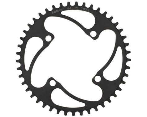 RENNEN 4-Bolt Decimal Chainring (Black)