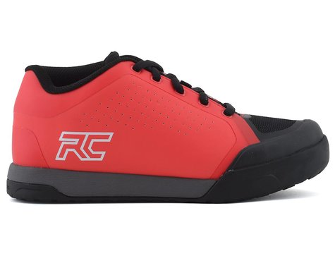 Ride Concepts Powerline Flat Pedal Shoe (Red/Black) (7)