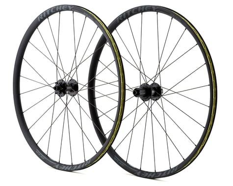 Ritchey Zeta Comp Disc Wheelset (Black) (Shimano/SRAM 11spd Road) (12 x 100, 12 x 142mm) (700c / 622 ISO)