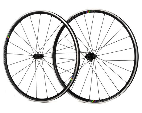 Ritchey WCS Zeta Wheelset (Black) (Shimano/SRAM 11spd Road) (QR x 100, QR x 130mm) (700c / 622 ISO)