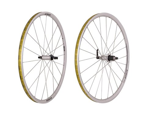 Ritchey Classic Zeta Wheelset (Silver) (Shimano/SRAM 11spd Road) (QR x 100, QR x 130mm) (700c / 622 ISO)