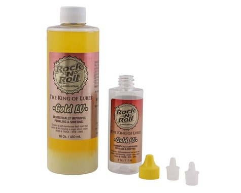 """Rock """"N"""" Roll Gold PTFE LV Chain lube"""