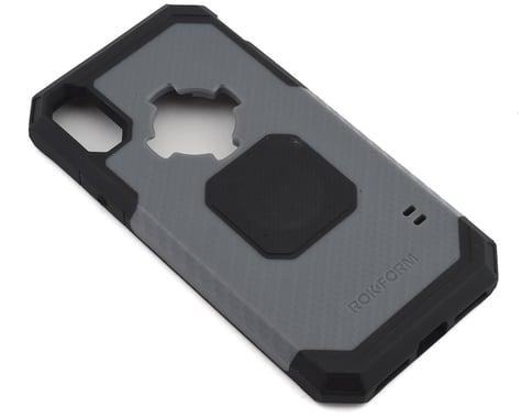 Rokform Rugged iPhone Case (Gunmetal) (iPhone XS/X)