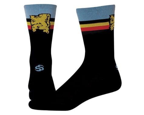 "Save Our Soles Flanders 7"" Socks (Black)"