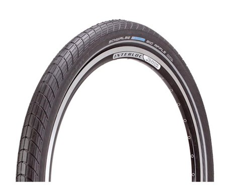"Schwalbe Big Apple Tire (Black) (2.1"") (26"" / 559 ISO)"