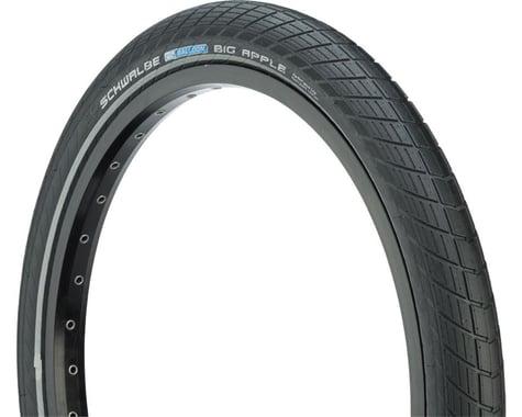 "Schwalbe Big Apple Tire (Black) (2.0"") (26"" / 559 ISO)"