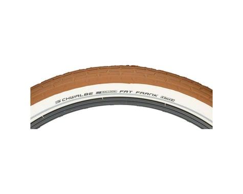 "Schwalbe Fat Frank Urban Cruiser Tire (Brown/Reflex) (2.35"") (26"" / 559 ISO)"