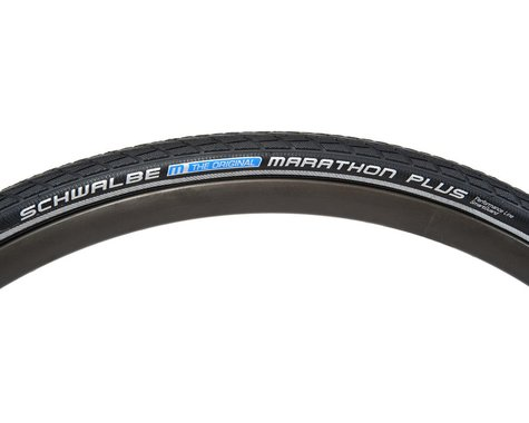 Schwalbe Marathon Plus Tire (Black) (38mm) (700c / 622 ISO)