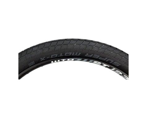 """Schwalbe Super Moto-X E-Bike Tire (Black) (2.8"""") (27.5"""" / 584 ISO)"""