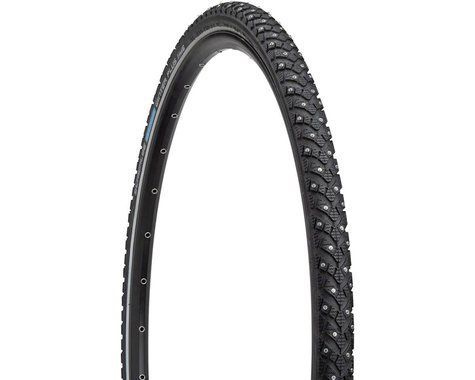 Schwalbe Marathon Winter Plus Steel Studded Tire (Black) (35mm) (700c / 622 ISO)