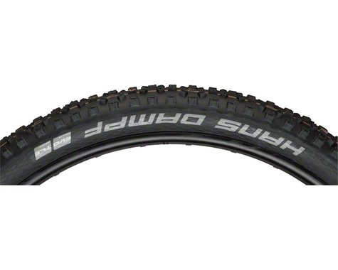 """Schwalbe Hans Dampf HS426 Tubeless Mountain Tire (Black) (2.35"""") (27.5"""" / 584 ISO)"""