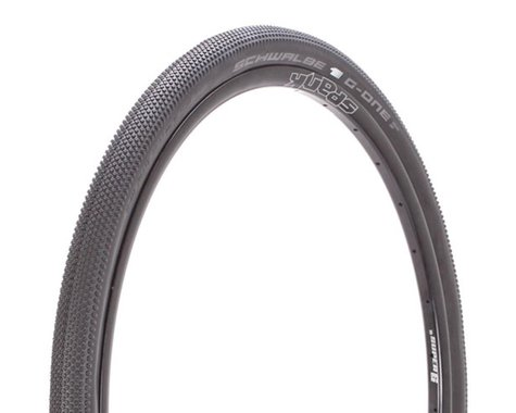 Schwalbe G-One All Around Tubeless Gravel Tire (Black) (38mm) (700c / 622 ISO)