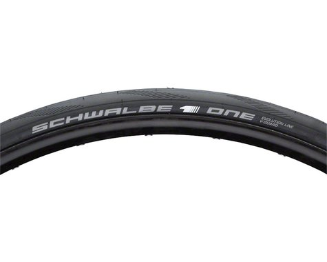 Schwalbe One Road Tire (Black) (25mm) (700c / 622 ISO)