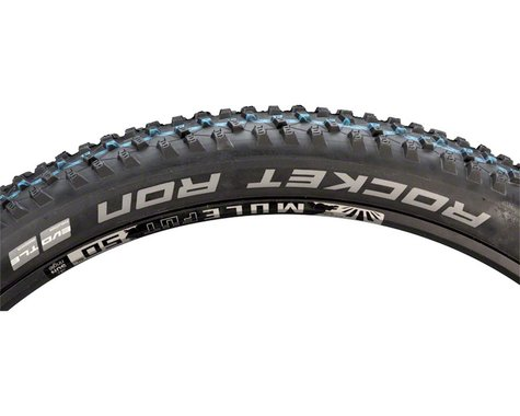 """Schwalbe Rocket Ron HS438 Tubeless Mountain Tire (Black) (2.6"""") (27.5"""" / 584 ISO)"""