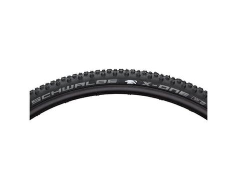 Schwalbe X-One Bite Tubeless Cross Tire (Black) (33mm) (700c / 622 ISO)