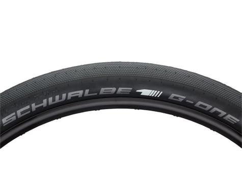 "Schwalbe G-One Speed Tubeless Gravel Tire (Black) (2.35"") (29"" / 622 ISO)"