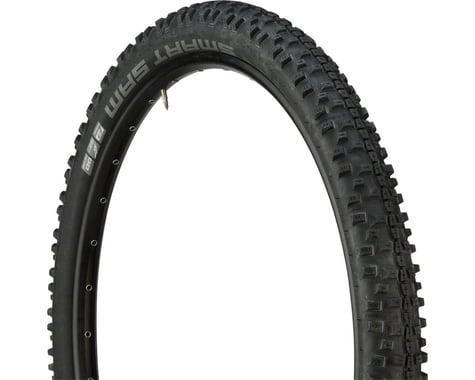 "Schwalbe Smart Sam Mountain Tire (Black) (2.6"") (27.5"" / 584 ISO)"