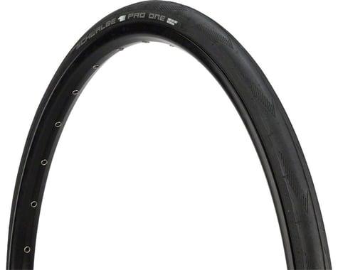 Schwalbe Pro One Super Race Road Tire (Black) (25mm) (700c / 622 ISO)