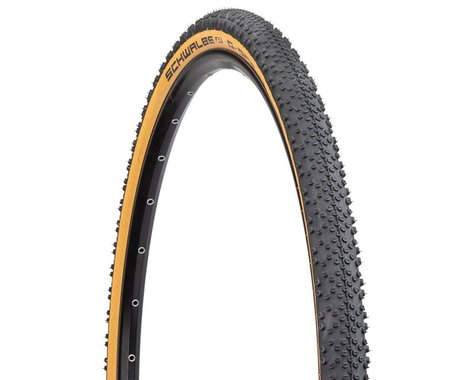 Schwalbe G-One Bite Tubeless Gravel Tire (Tan Wall) (38mm) (700c / 622 ISO)