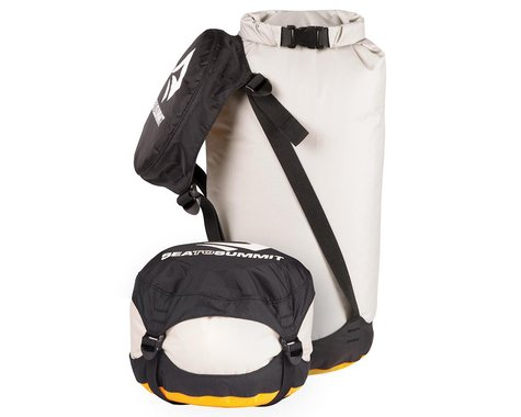 Sea To Summit eVent Compression Dry Sack (White) (20L)