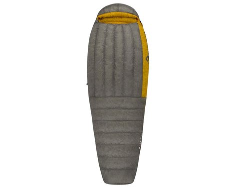 Sea To Summit Spark Ultralight Sleeping Bag (Grey/Yellow) (Regular) (28°F)