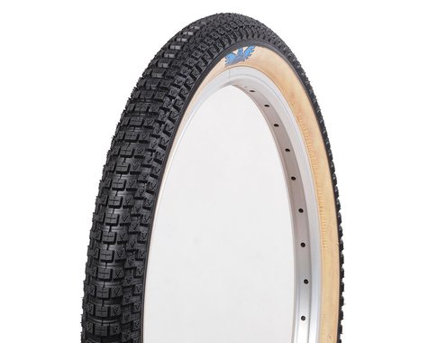 "SE Racing Cub BMX Tire (Black/Tan) (2.0"") (20"" / 406 ISO)"