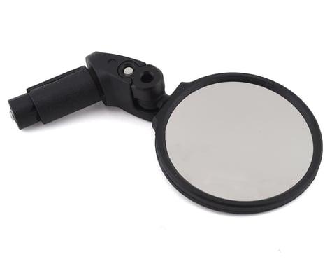 Serfas Stainless Lens Mirror (Black) (68mm)
