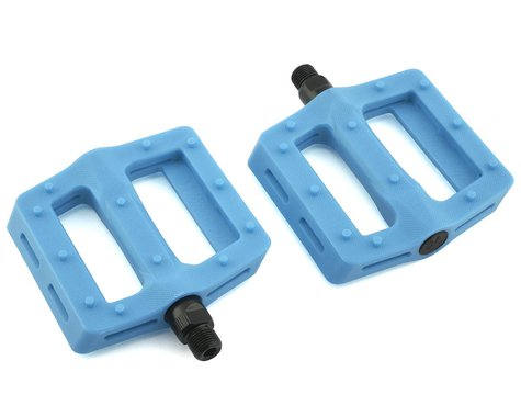 The Shadow Conspiracy Surface Plastic Pedals (VVS Blue) (Pair)
