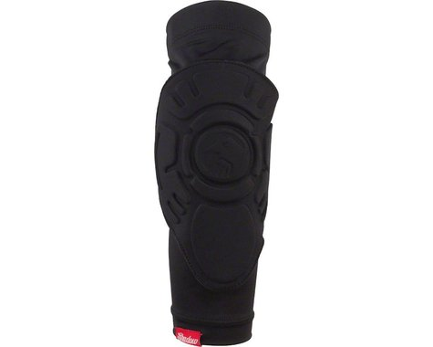 The Shadow Conspiracy Invisa Lite Elbow Pads (Black) (S)