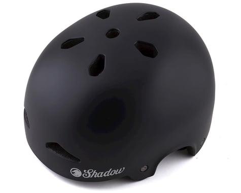 The Shadow Conspiracy FeatherWeight Helmet (Matte Black) (S/M)