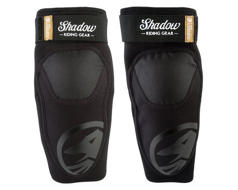 The Shadow Conspiracy Super Slim V2 Jr Knee Pads (Black) (Youth L)