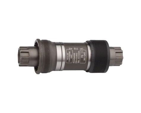 Shimano ES300 Octalink V2 Spline Bottom Bracket (Grey) (Italian) (70mm) (113mm)