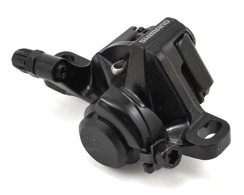 Shimano BR-M375 Disc Brake Caliper (Black) (Mechanical) (Front or Rear)