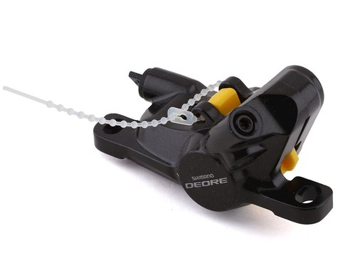 Shimano Deore BR-M6000 Disc Brake Caliper (Black) (2-Piston) (Hydraulic) (Front or Rear)
