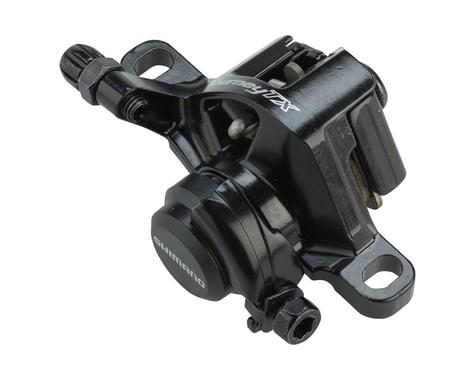 Shimano Tourney BR-TX805 Disc Brake Caliper (Black) (Mechanical) (Front or Rear)