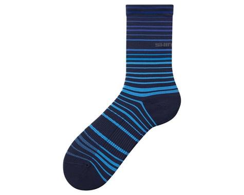 Shimano Original Tall Socks (Navy/Blue)